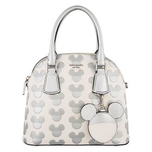 Disney Parks Mickey Mouse Icon Satchel by Kate Spade New York New with Tag