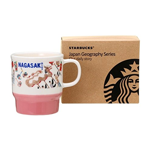 Starbucks Japan Geography Series City Mug Nagasaki New with Box