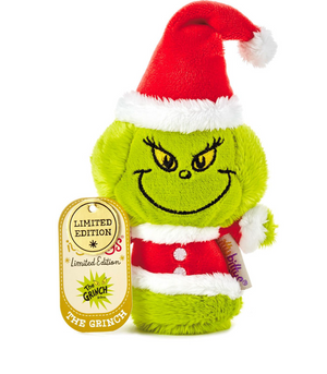 Hallmark Dr. Seuss How the Grinch Stole Christmas Itty Bittys Plush New with Tag