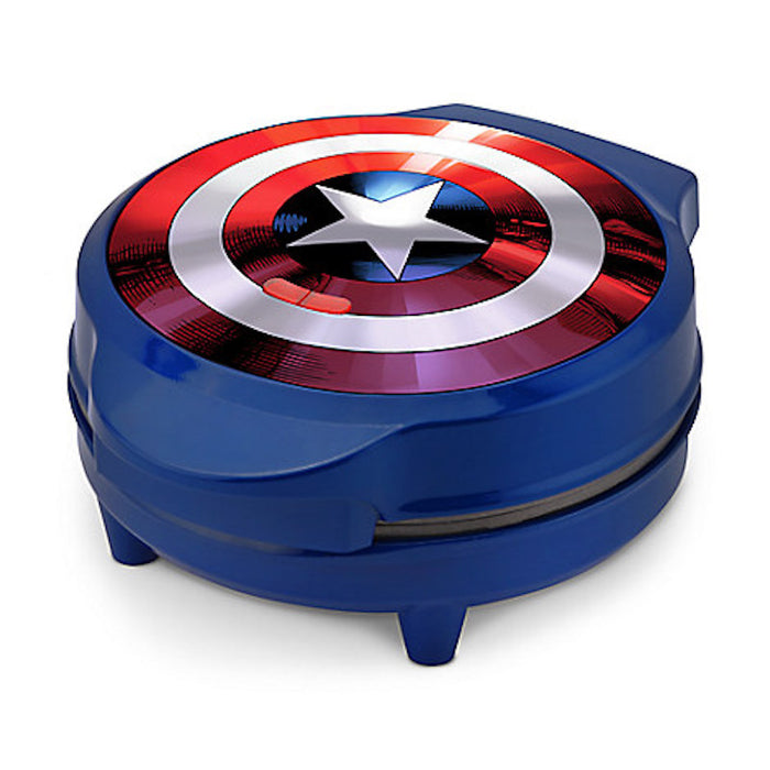 Disney Marvel Captain America Shield Waffle Maker New with Box