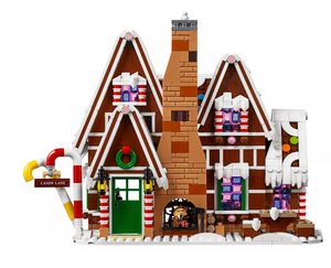 Lego Creator 10267 Holiday Gingerbread House with Light Brick New with Box