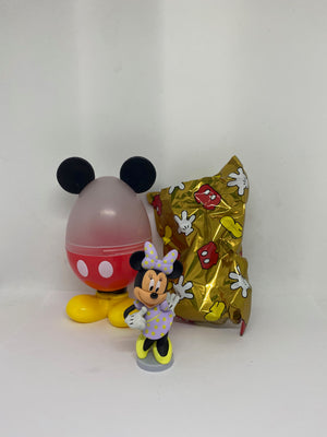 Disney Store 2020 Minnie Mystery Egg Hunt Figurine New with Case