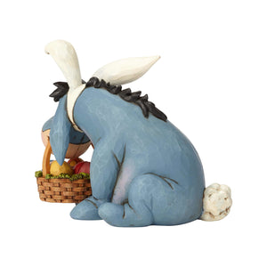 Disney Traditions Eeyore as Easter Bunny Jim Shore Figurine New with Box