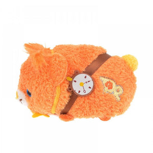 Disney Store Japan UniBEARsity Cogsworth Horlage Mini Tsum Plush New with Tags