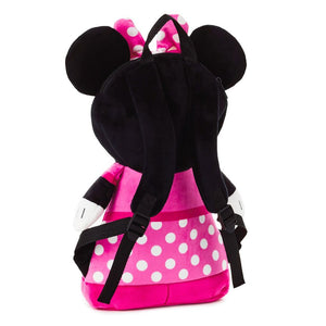 Hallmark Itty Bittys Disney Minnie Mouse Kid's Backpack Plush New with Tags