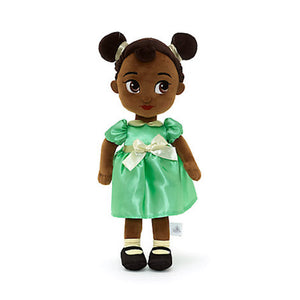 Disney Store Animators' Collection Tiana Plush Doll New with Tags