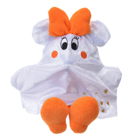 Disney Store Japan Happy Halloween Minnie Plush New with Tags
