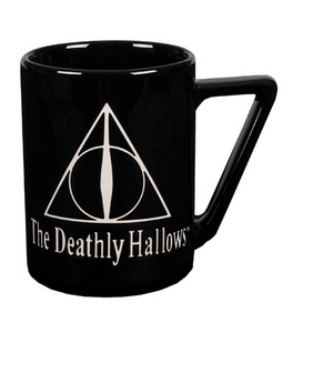 Universal Studios Wizarding Harry Potter The Deathly Hallows Coffee Mug New