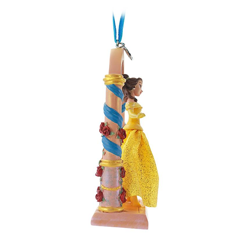Disney 2020 Belle Fairytale Moments Sketchbook Christmas Ornament New with Tag