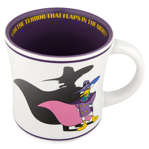 Disney Parks DuckTales Darkwing Duck Ceramic Coffee Mug New