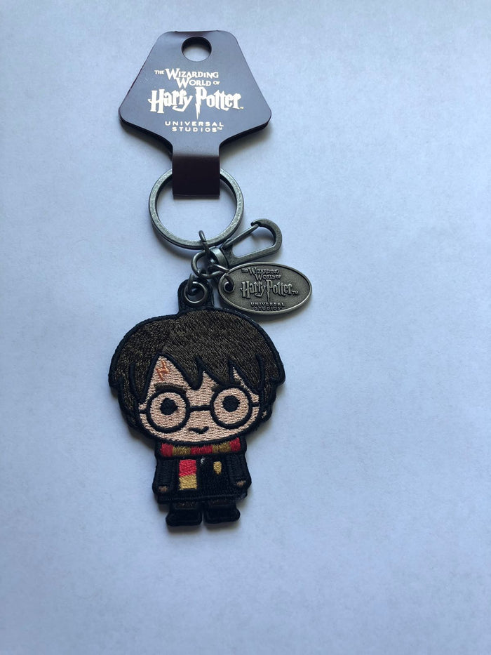 Universal Studios Wizarding World of Harry Potter Patch Keychain New with Tags