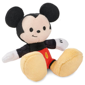Disney Mickey Mouse Tiny Big Feet Plush Micro New With Tags