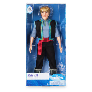 Disney Princess Classic Doll Frozen Kristoff New with Box
