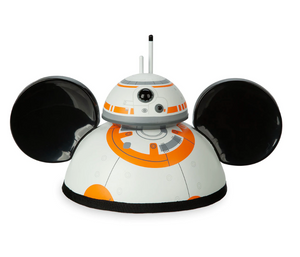 Disney Parks Star Wars BB-8 Ear Hat New with Tags
