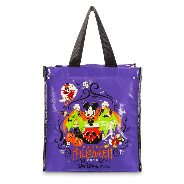 Disney Mickey Mouse And Friends Trick Or Treat Bag New with Tags