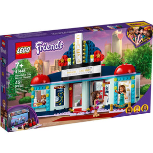Lego 41448 Friends Heartlake City Movie Theater Building Kit New Sealed Box