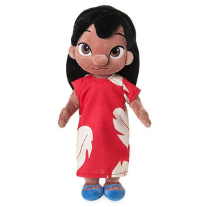 Disney Store Animators' Collection Lilo Plush Doll New with Tags
