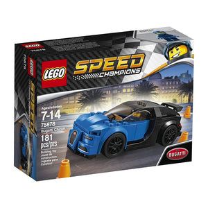 Lego 75878 Bugatti Chiron Speed Champions New with Box