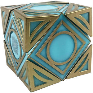 Disney Parks Star Wars Galaxy Edge Jedi Holocron Cube with Light and Sound New