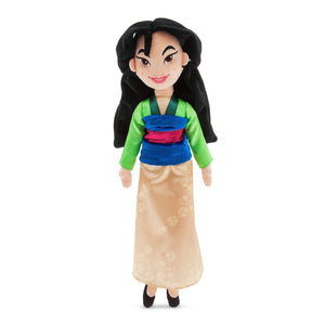 Disney Princess Mulan Medium Plush Doll New with Tag