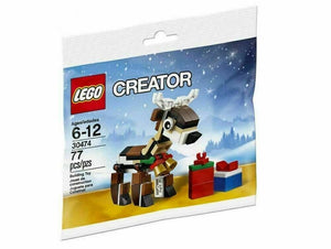 Lego Creator 40434 Christmas Reindeer New with Sealed Bag