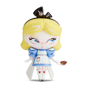 Disney Miss Mindy Alice in the Wonderland Vinyl Figurine New with Box