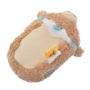 Disney Store Japan UniBEARsity Blanc Dale Mini Tsum Plush New with Tags