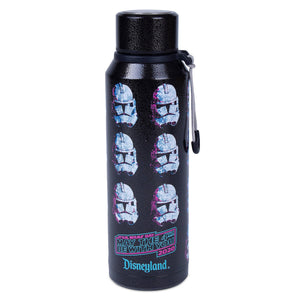 Disney Star Wars May the 4th Be With You Water Bottle Disneyland New