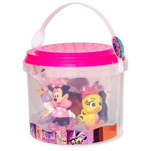 Disney Store Minnie Mouse and Friends Bath Set New with Case