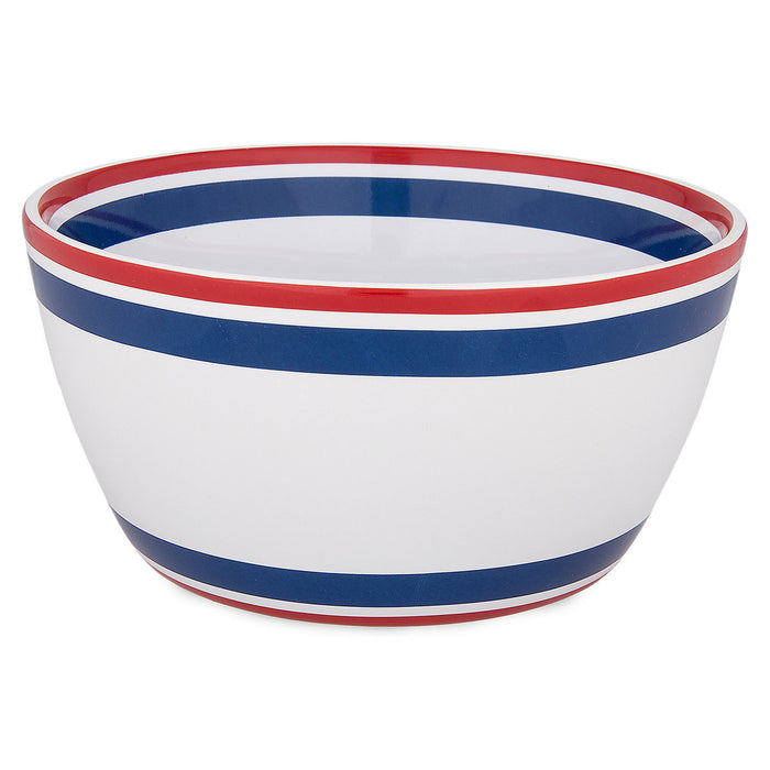 Disney Parks Mickey Americana Salad Bowl New