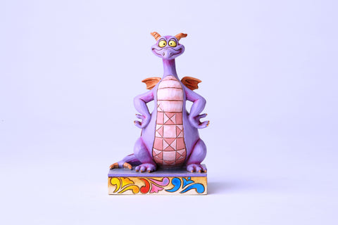 Disney Traditions Figment Jim Shore Figurine New with Box