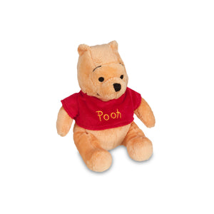 Disney Store Winnie the Pooh Plush Mini Bean Bag 7'' New with Tag