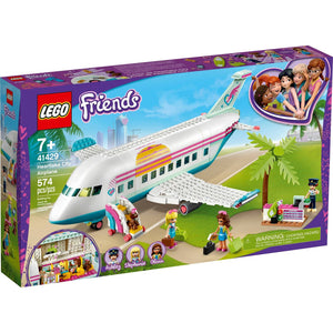 Lego 41429 Friends Heartlake City Airplane Building Kit New with Sealed Box