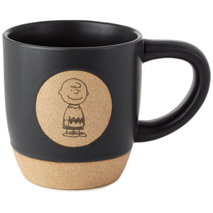 Hallmark Peanuts Charlie Brown Nice Guy 12 oz Coffee Ceramic Mug New