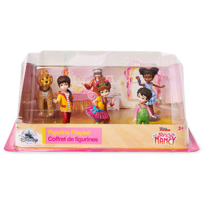 Disney Fancy Nancy Figure Play Set Cake Topper New