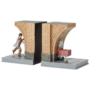 Wizarding World of Harry Potter Resin Bookends New with Box