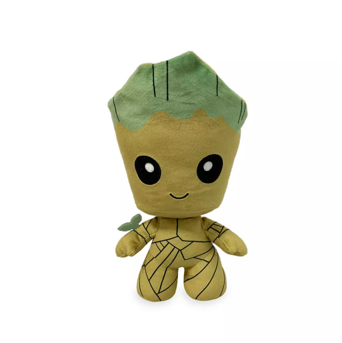 Disney Marvel Groot Guardians of the Galaxy Small Plush New with Tag