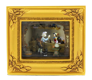 disney parks gallery of light olszewski pinocchio workshop of wonder new in box