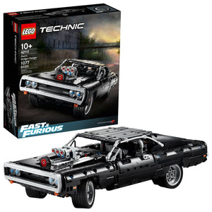 Lego 42111 Technic Fast & Furious Dom's Dodge Charger New with Box