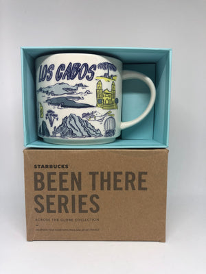 Starbucks Been There Series Los Cabos Mexico Ceramic Coffee Mug New with Box