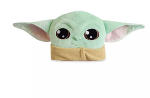 Disney Star Wars The Mandalorian The Child Yoda Plush Pillow 12inc New with Tag