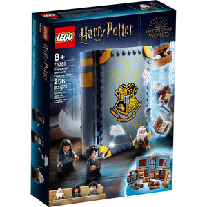 Lego 76385 Harry Potter Hogwarts Moment: Charms Class Brick-Book New Sealed