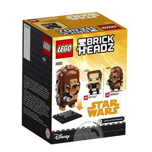 Lego 41609 BrickHeadz Star Wars Chewbacca 149 Pieces New Box Sealed
