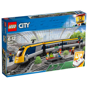 Lego 60197 City Passenger Train Set New with Sealed Box