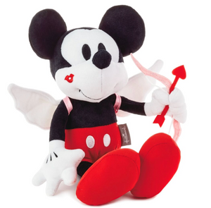 Hallmark Valentine Disney Cupid Mickey Mouse New with Tag