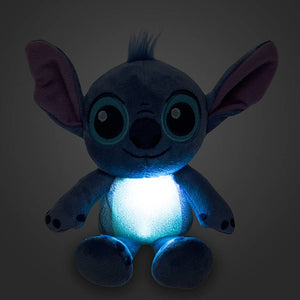 Disney Stitch Light-Up Micro Plush New with Tag