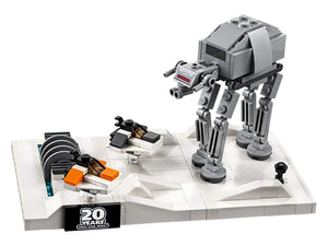 Lego Disney Star Wars 40333 Battle of Hoth 20th Anniversary New with Box