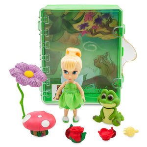 Disney Animators' Little Collection Tinker Bell Mini Doll Playset New With Tags