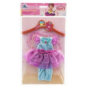 Disney Store Fancy Nancy Clothes for Doll Cupcake Outfit New Sealed
