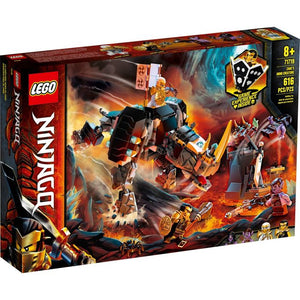 Lego 71719 NINJAGO Zane's Mino Creature Building Toy New with Sealed Box